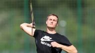 Auf Beutezug: Speerwerfer Thomas Röhler will die Grenzen ausreizen