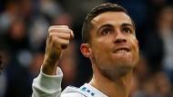 Real Madrid fertigt Sevilla in 40 Minuten ab