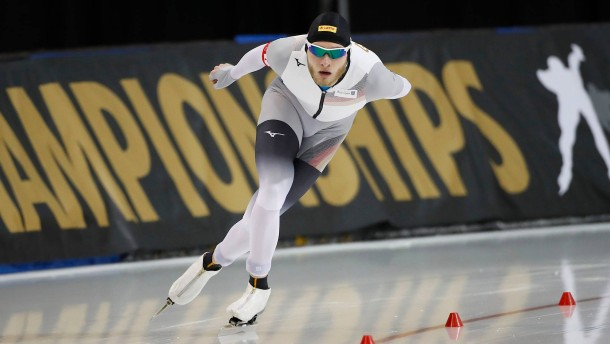 Beckert holt Bronze über 10.000 Meter
