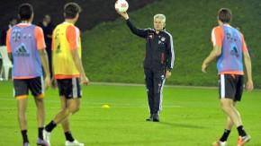 Eine Einheit: Trainerroutinier Jupp Heynckes weiß, wie er seine Profis zu führen hat