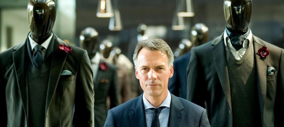 """fresh styles superior quality best supplier Im Gespräch: Hugo-Boss-Chef Lahrs: """"Deutsche Männer können ..."""