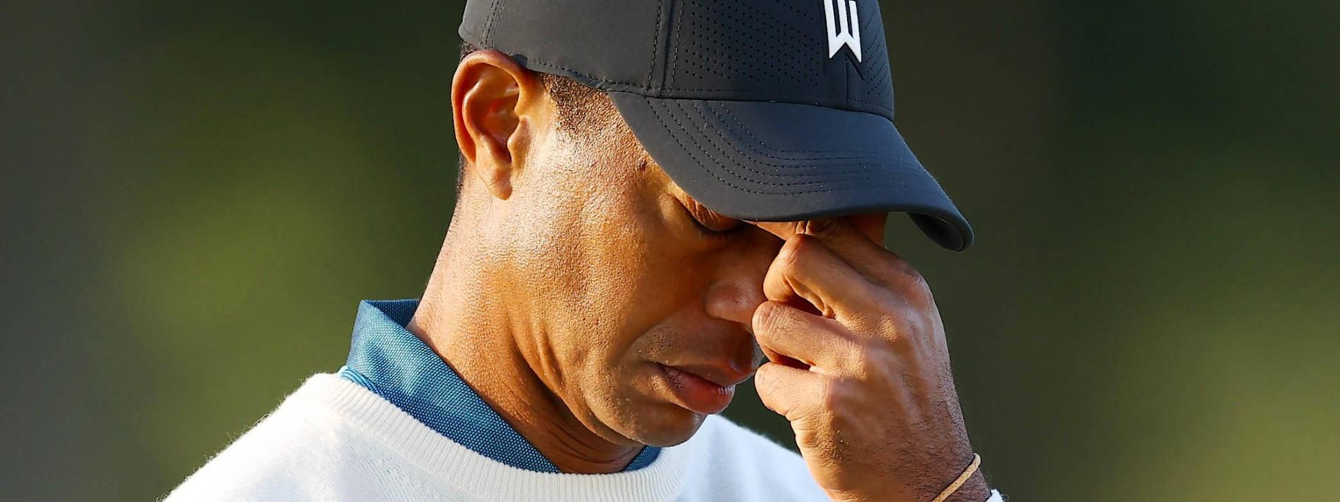 Das Dilemma des Tiger Woods