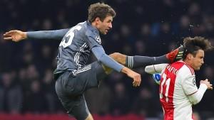 Müller fehlt FC Bayern in beiden Liverpool-Spielen