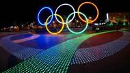 IOC verdächtigt 31 Olympia-Athleten des Dopings