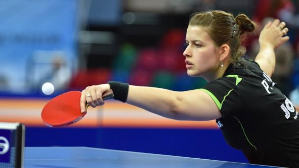 Die neue deutsche Tischtennis-Hoffnung
