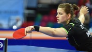 Ganz groß mit kleinem Schläger: die neue Tischtennis-Hoffnung Petrissa Solja