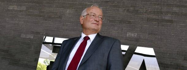 Die Fifa weiter im Visier: Der Spruchkammervorsitzende Hans-Joachim Eckert