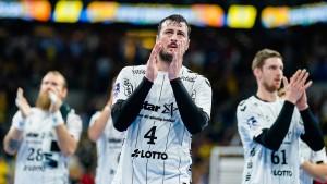 Erste Niederlage für Kiel