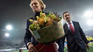 Voss-Tecklenburg nach WM-Aus zum DFB