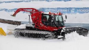 Skisprung-Qualifikation in Bischofshofen abgesagt