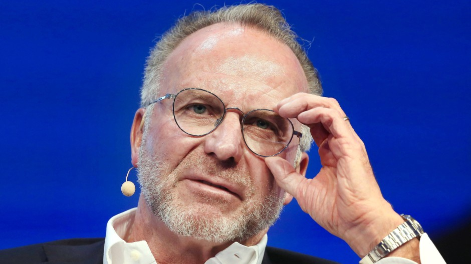 Ist mit dem FC Bayern gerne in der Champions League: Vorstandschef Karl-Heinz Rummenigge