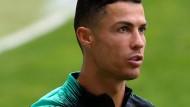 Cristiano Ronaldo will es mit Portugal nochmal wissen.