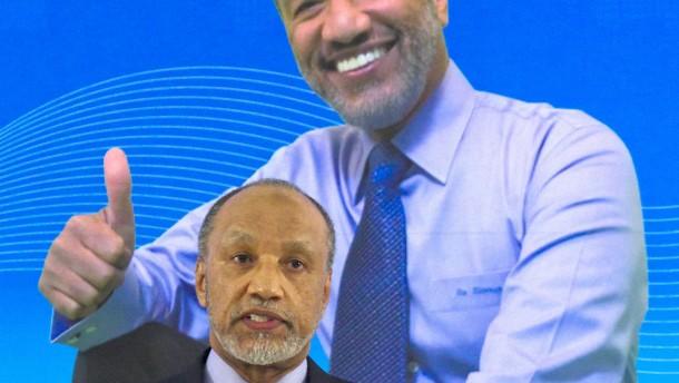 Bin Hammam tadelt und dementiert