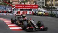 Die Formel 1 in Monaco: Wem gelingt die Runde wie in Trance?