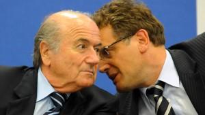 Privatflüge und Luxusreisen auf Kosten der Fifa