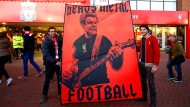Beim FC Liverpool dreht sich alles um Jürgen Klopp – auch und vor allem bei den Fans.