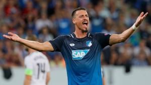Wenig Hoffnung für Hoffenheim