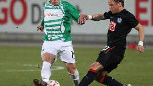 Hertha BSC in Aufstiegsform: 2:0 in Fürth