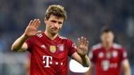 """Thomas Müller war bedient: """"So ein kollektives Versagen von einer Bayern-Mannschaft bei so einem wichtigen Spiel habe ich selber noch nie erlebt."""""""