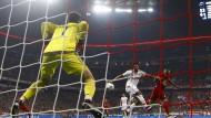 Die Höhepunkte des Bayern-Spiels im Video
