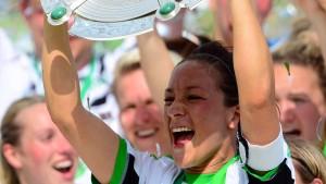 Keßler folgt Angerer als Europas Fußballerin