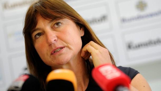 Kein gutes Ende für Birgit Fischer
