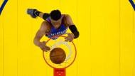 Oklahoma düpiert Meister Golden State