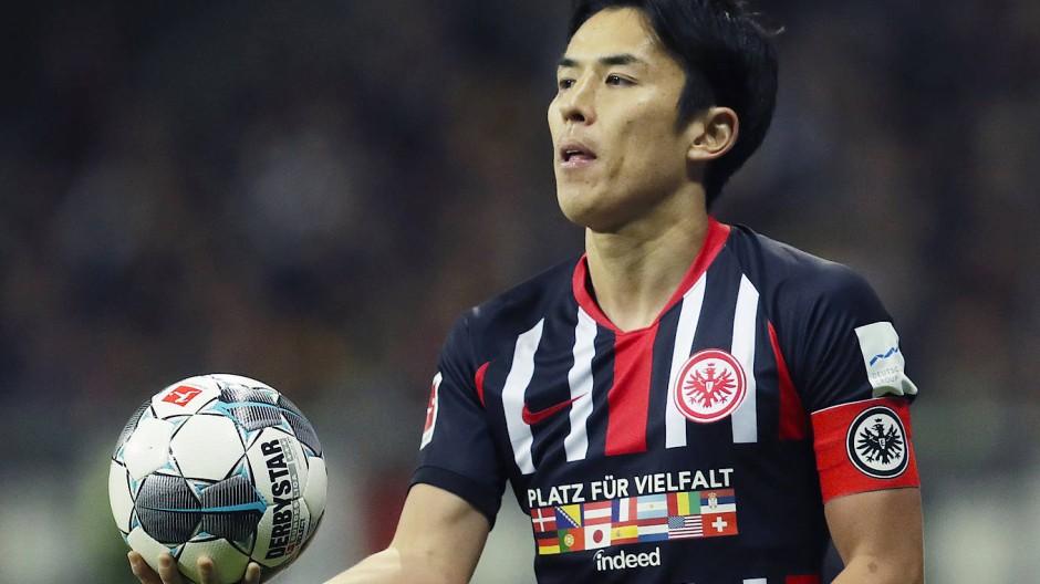 Darf Makoto Hasebe über den Sommer hinaus bei Eintracht Frankfurt bleiben?