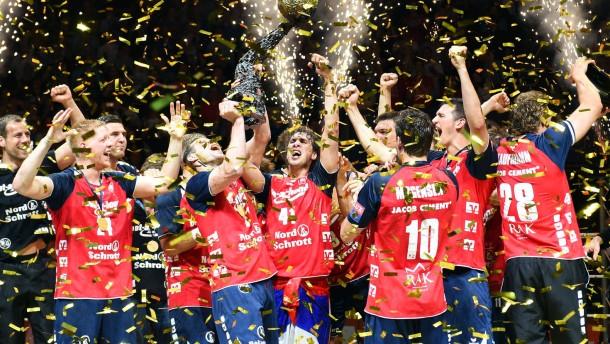Die Könige des Handballs