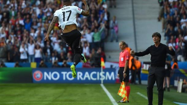 Deutschland im Stile eines Champions