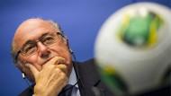 Unangreifbar? Joseph Blatter