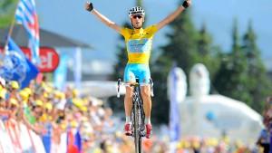 Nibali hat die Konkurrenz im Griff