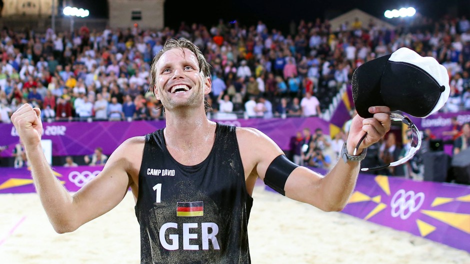 """Olympiasieger Julius Brink: """"Da musst du schon sehr verrückt sein."""""""