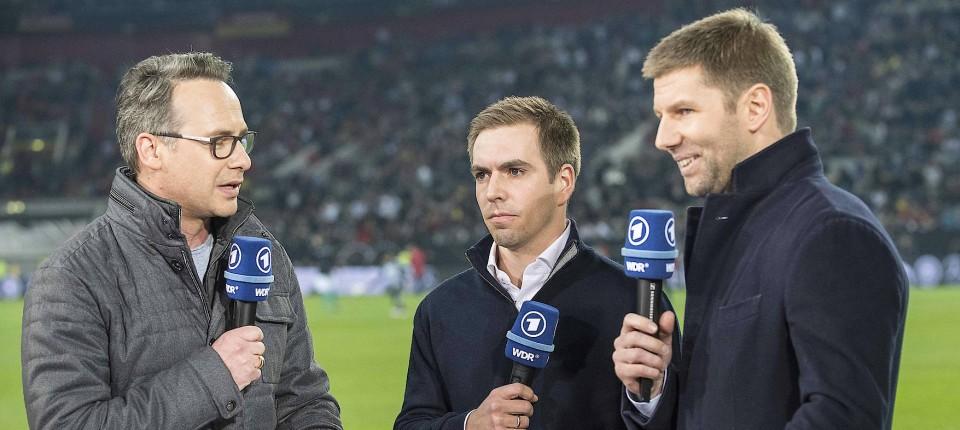 Ard Serviert Philipp Lahm Als Tv Experte Ab