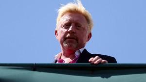 Chefposten für Becker im deutschen Tennis