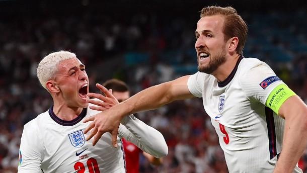 England im EM-Finale gegen Italien