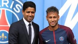 Strafverfahren gegen Chef von Neymar-Klub