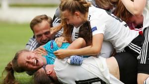 U17-Juniorinnen sind Europameister
