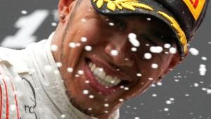 Vettels Jagdgesellschaft rückt ein wenig näher
