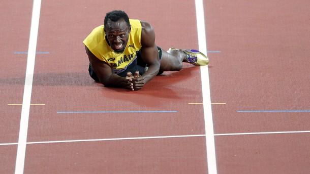Das große Drama des Usain Bolt