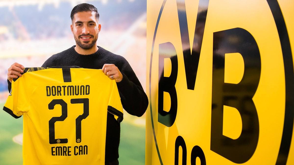 Darum ist Can so wichtig für Dortmund