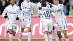 Schalke rückt Champions League näher