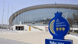 DOSB stützt Haltung der Athleten in Baku