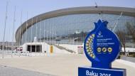 Umstrittene Premiere: Die Europa-Spiele in Baku sind eine zweifelhafte Veranstaltung