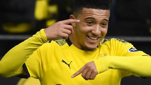 Ein Tor reicht zum glücklichen Dortmund-Sieg