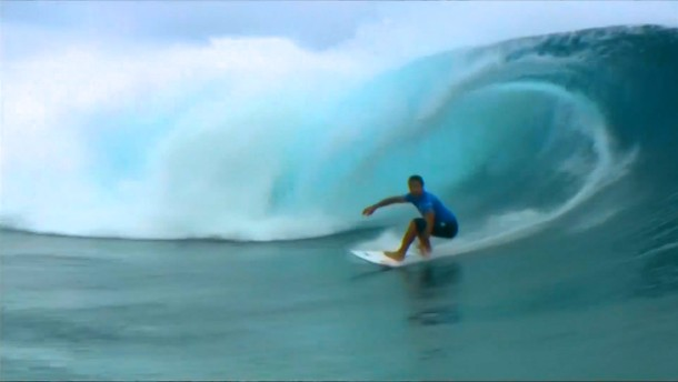 Julian Wilson gewinnt Surf-Weltcup