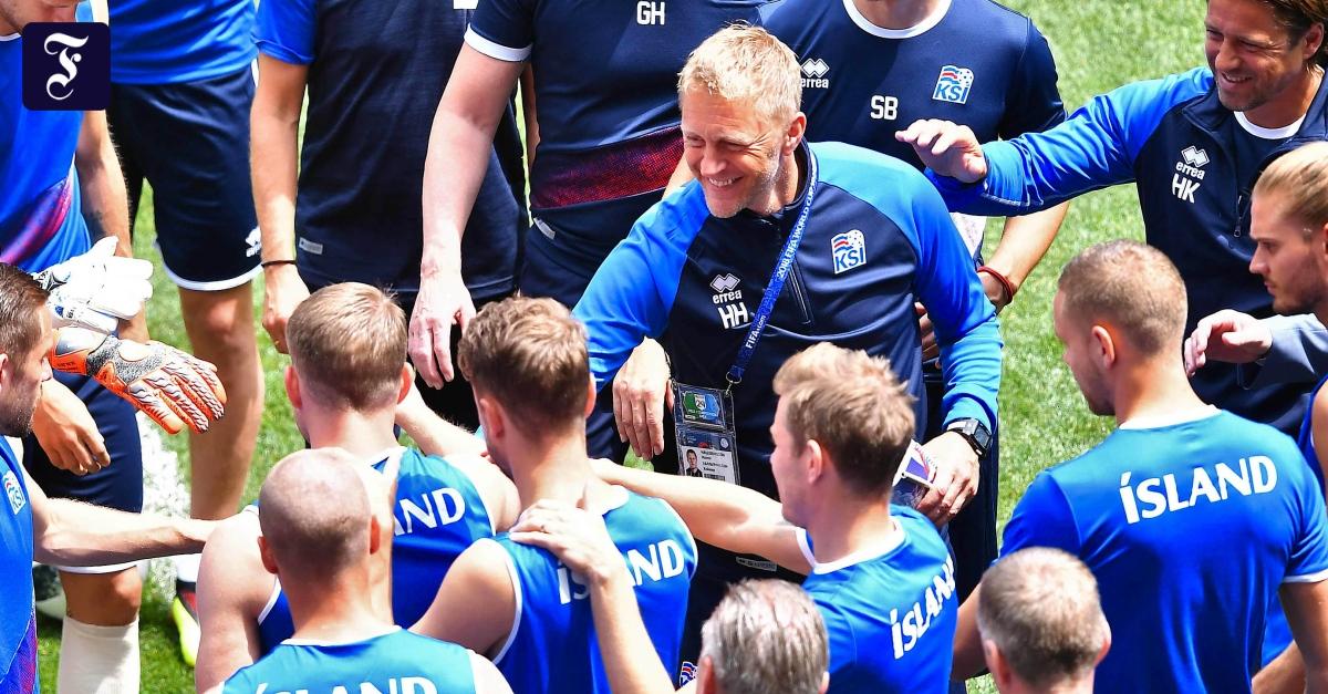 Island Fussball Nationalmannschaft Kader