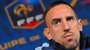 Franck Ribéry fordert 1,5 Millionen Dollar von CNN