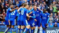 Leicester vor Titelgewinn