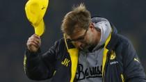 Dortmund-Trainer Jürgen Klopp zieht den Hut vor den Fans